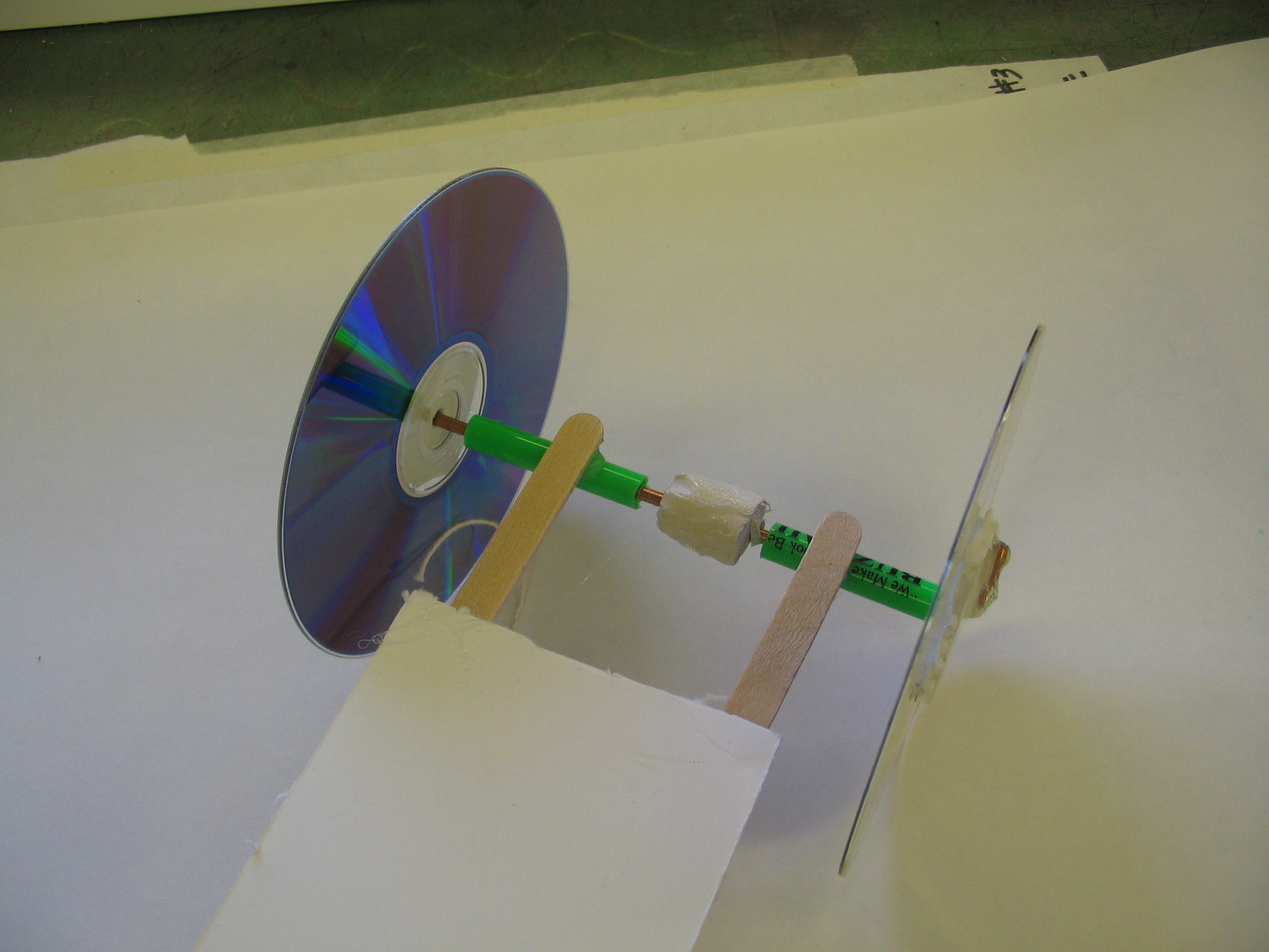 How Mousetrap-powered Cars Work